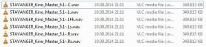 Avid 5.1 originale Dateinamen