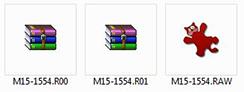 Raw-filenames